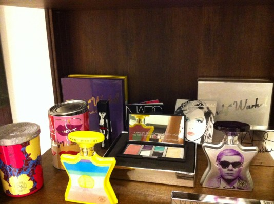warhol-shelf